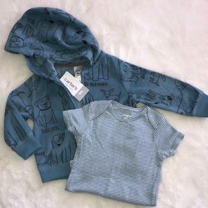 Carter's NWT two piece 9 months
